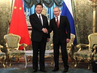 Китай поддержал Россию и наложит вето на любые санкции Совбеза ООН