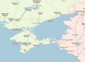 «Яндекс.Карты» сделают «свой Крым» для Украины и России