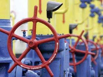 Украина прекратила закачку газа из России