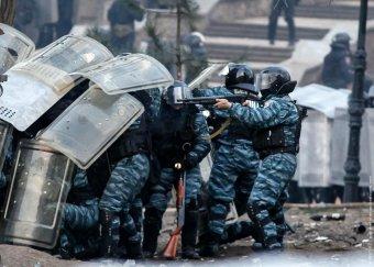 Бойцы «Беркута» не вернутся на Украину
