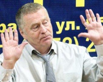 Жириновский извинился перед журналисткой (ВИДЕО)