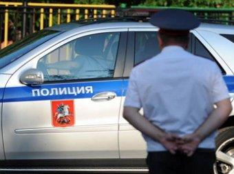 В Москве убит капитан полиции