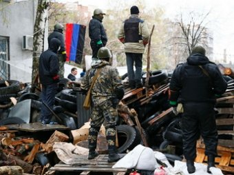 В Славянске атакован блок-пост: пятеро погибших