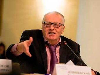 Жириновский отметил 1 апреля: КПРФ вольется в ряды ЛДПР