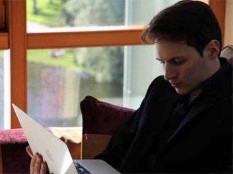 """Основатель """"ВКонтакте"""" Павел Дуров и Mail.ru Group обменялись судебными исками"""