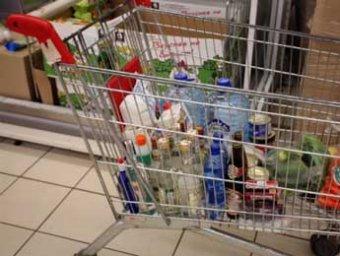 Скандал: новость о пустых магазинах Крыма подкрепили фото из США