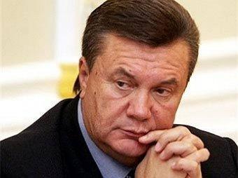 Янукович предложил план урегулирования ситуации на востоке Украины