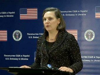 Нуланд признала, что США потратили  млрд на демократию на Украине