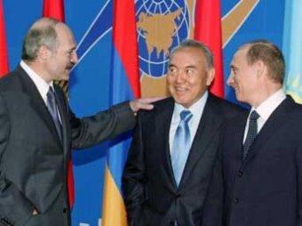 Путин, Лукашенко и Назарбаев подписали договор о Евразийском экономическом союзе