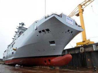 Госдеп США убеждает Францию не продавать военные корабли России
