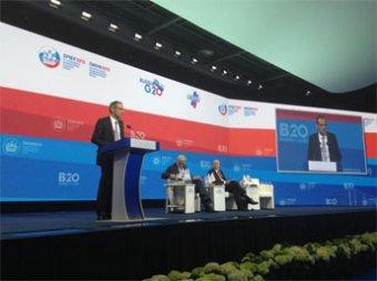 Бизнесмены Запада бойкотируют экономический форум в Санкт-Петербурге