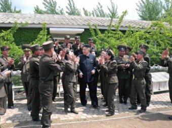 "КНДР произвела запуск двух ракет ""Скад"""
