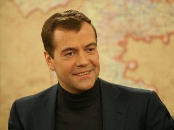 Медведев опубликовал первый селфи в Instagram