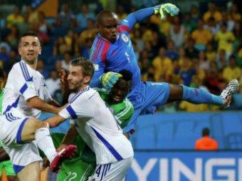 ЧМ-2014 по футболу: Нигерия обыграла Боснию и Герцеговину со счетом 1:0 (видео)