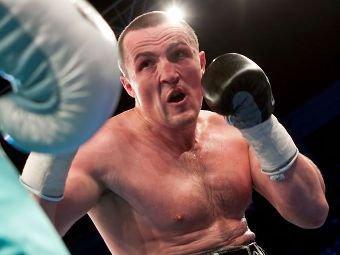 Боксёр Денис Лебедев попал в ДТП вместе с двумя детьми