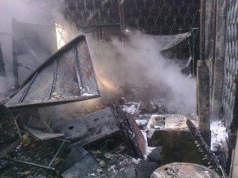 Украинские военные полностью разрушили посёлок Семёновка