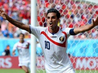Коста-Рика - Англия: по какому каналу смотреть трансляцию матча ЧМ-2014 (ВИДЕО)