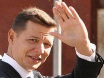 Ляшко выгнал из Рады журналистов из ВГТРК