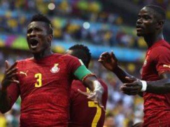 ИноСМИ: сборная Ганы сыграет два договорных матча