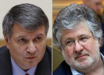СКР РФ объявил Авакова и Коломойского в международный розыск