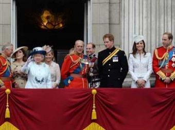Британцы подсчитали, сколько стране стоят монархи:  млн в год