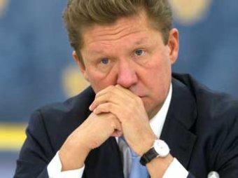 """Глава """"Газпрома"""": """"Украина не имеет права распоряжаться нашим газом, как своим"""""""