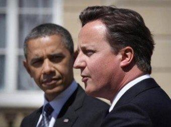 Обама и Кэмерон возложили ответственность за крушение «Боинга» на Россию