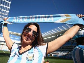 Аргентина - Бельгия: где смотреть онлайн трансляцию матча ЧМ-2014? (ВИДЕО)