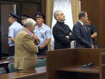 """Удальцов и Развозжаев получили 4,5 года колонии по """"болотному"""" делу"""