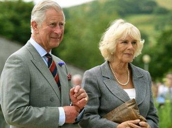 СМИ: британский принц Чарльз разводится с женой после девяти лет брака