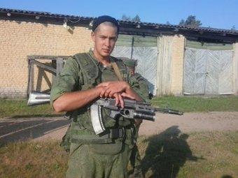 Пропавший десантник Илья Максимов вышел на связь с родственниками