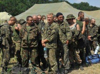 Ростовский суд арестовал пять украинских военнослужащих