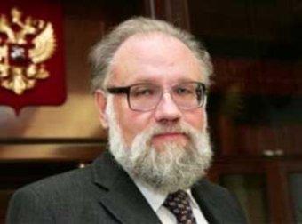 Глава ЦИК Чуров: ряд зарубежных фондов планируют сорвать выборы 14 сентября