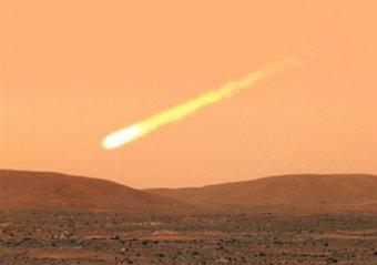 Комета Сайдинг-Спринг прошла рядом с Марсом