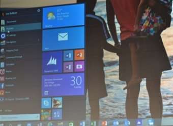Windows 10: Technical Preview ����� ��������� ������� � ����