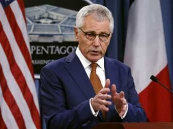 Министр обороны США заявил, что Россия стоит на пороге НАТО