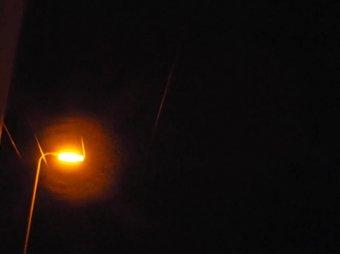 В Ливерпуле местным жителям удалось заснять НЛО