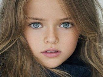 Самый красивый ребёнок в мире фото