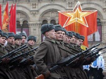 Парад 7 ноября 2014 года: трансляция доступна в Сети (видео)