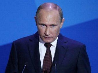 Путина признан самым влиятельным человеком года по версии Франс-Пресс