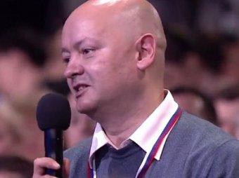 Журналист из Кирова, спросивший Путина про квас, не был пьян (видео)