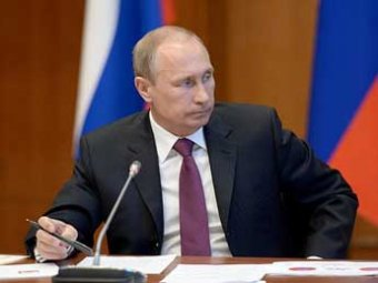 Путин в 15-й раз признан россиянами человеком года