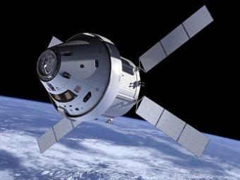 В Сети появилось видео, как космический корабль Orion проходит атмосферу Земли