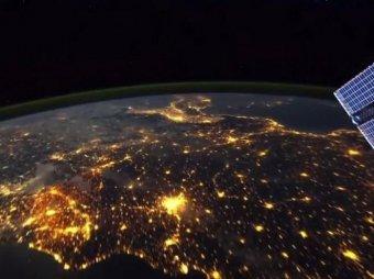 В NASA показали снимки предновогодней Земли