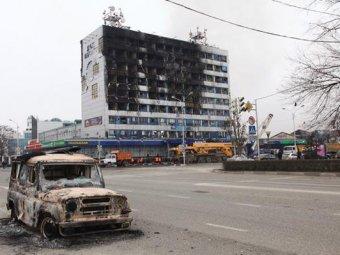 В Сеть попало ВИДЕО ликвидации боевиков в Доме печати в Грозном
