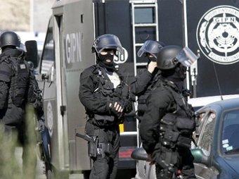 Спецоперация французского спецназа в Париже попала на видео (видео)