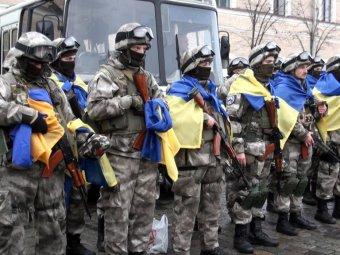 Новости Украины 5 февраля 2015: Верховная Рада Украины разрешила командирам ВСУ расстреливать дезертиров