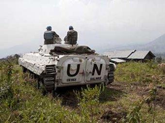 Украина отправит миротворцев на охрану границы с Россией