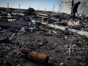 Новости Новороссии и Украины 13 февраля 2015: Аваков обнародовал «доказательство» обстрелов Донецка россиянами