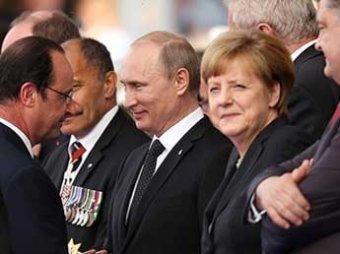 Встреча в Минске 11 февраля: Путин отправился на переговоры с Меркель, Олландом и Порошенко